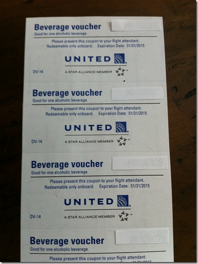United Beverage Voucher