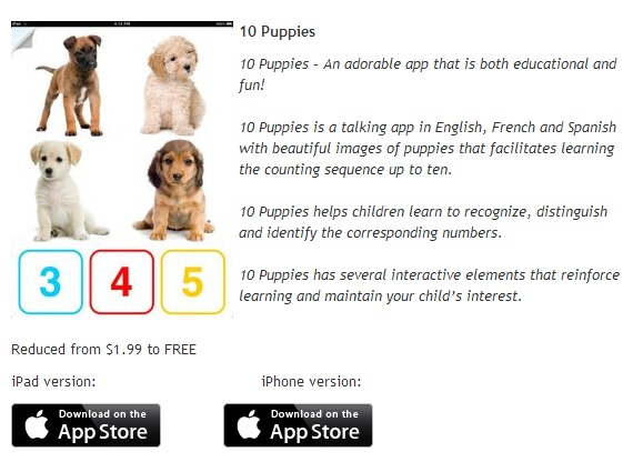 puppies free app friday pmm