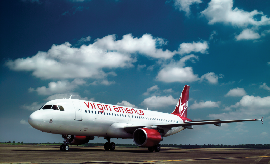 Virgin America Flash Sale
