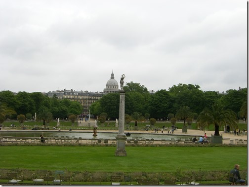 Luxembourg Gardens 1