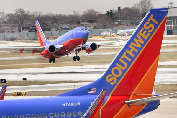 Southwest Airlines Announces More New Flights from Dallas