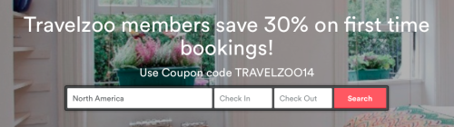 Double Dip With Airbnb Get 30% Off + $25 Credit With First Booking!