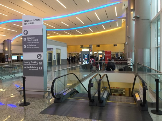Atlanta Global Entry Interview Experience Points Miles Martinis