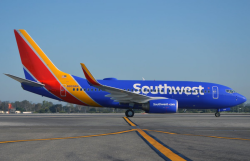 Southwest Pulled From Service Due To Overdue Maintenance Checks