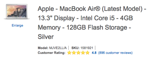 Best Buy: Hot Deals MacBook Air And More