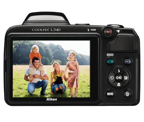 Target 1 Day Sale Nikon Coolpix Camera Only $99.99 Shipped!