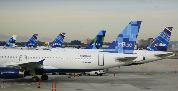 JetBlue To Add Flights Between New York City and Boston