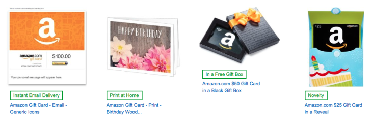 Amazon $15 Promo Credit For $75 Gift Card Purchase (Targeted)
