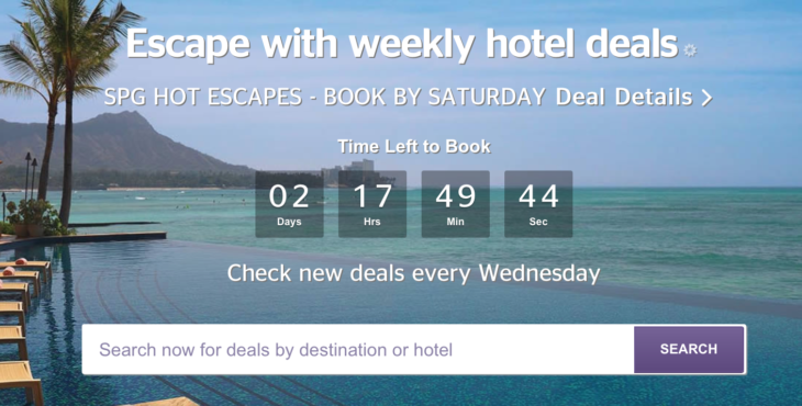 Save At Starwood Hotels Up To 47%