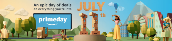 Amazon's Prime Day Plus $10 Credit Now!