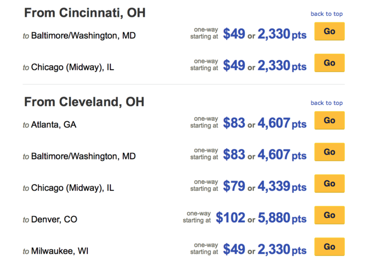 Deal Alert Flights From Only $49!