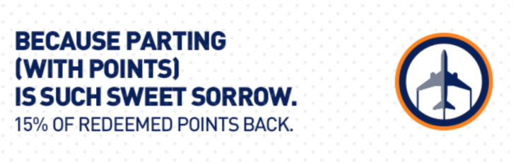JetBlue 15% Points Back