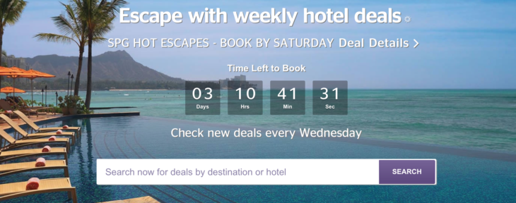 Starwood Great Rate In Fiji + More!
