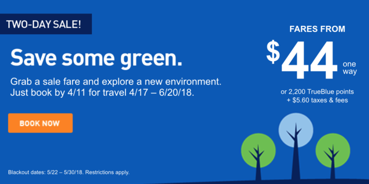 Deal Alert Fares From Only $39!