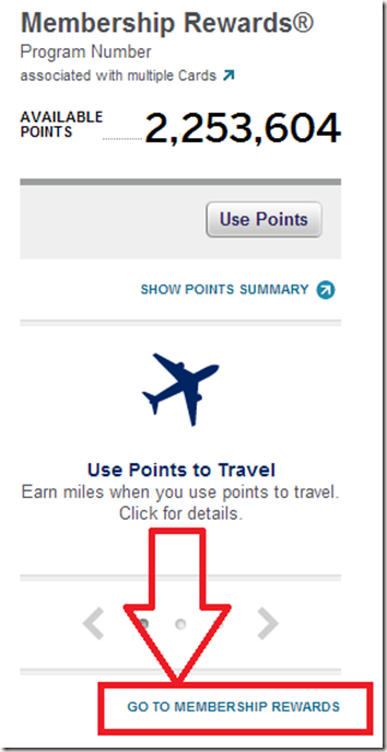 How To Link Travel Programs To American Express Membership Rewards