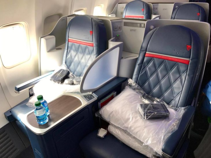 Leveraging Delta Regional Upgrade Certificates Domestically