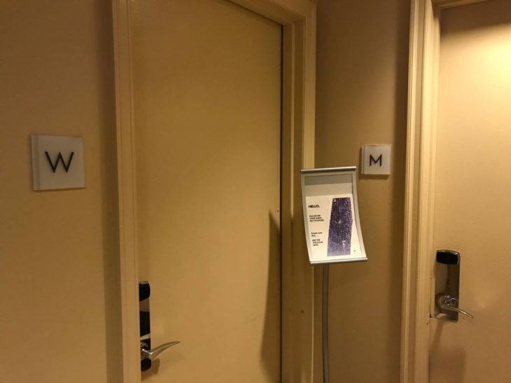 NYC Hotels Restricting Non-Guests from Using Bathrooms
