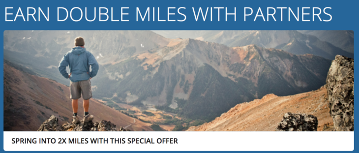 Delta 2x Miles With Partners