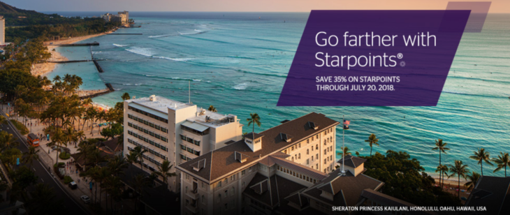StarPoints Save 35% Discount