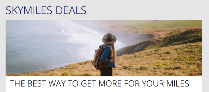 Delta Award Tickets From 11K Miles To Caribbean & 12K Miles Domestic RT