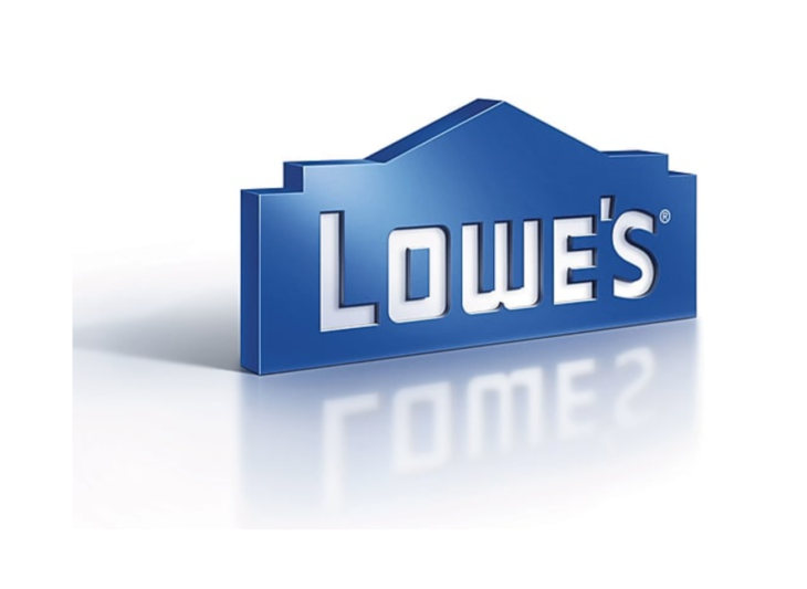 Staples Discounted Lowe's Gift Cards