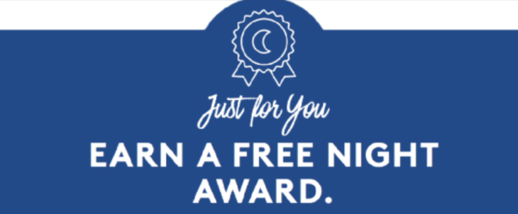 Marriott Free Night After 2 Stays (Targeted)