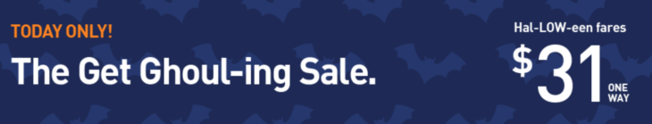 Deal Alert Fares From Only $31