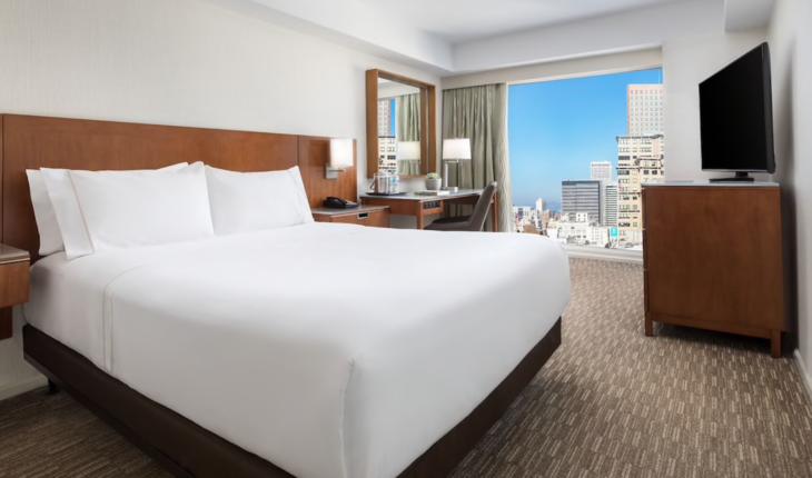 Park Central San Francisco Becoming Hyatt Regency Downtown Soma Points Miles Martinis
